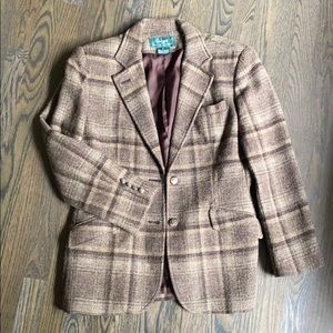Ralph Lauren Equestrian Wool Blazer